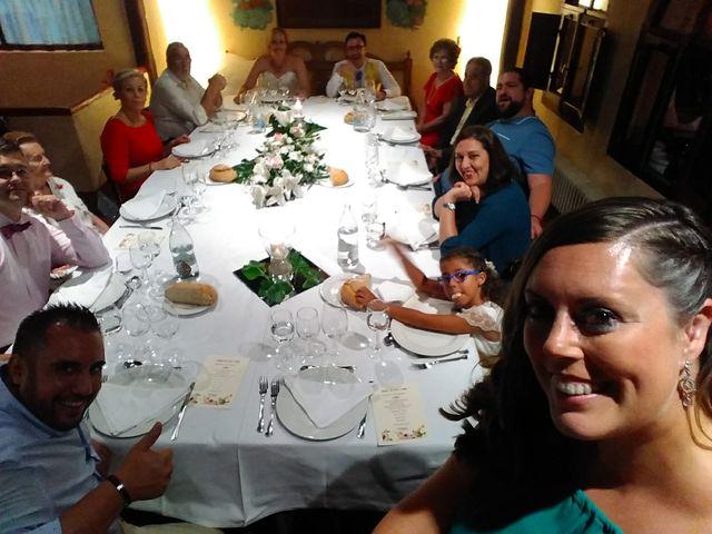 La boda de Eva y Juan en Aldehuela (Torrecaballeros), Segovia 9