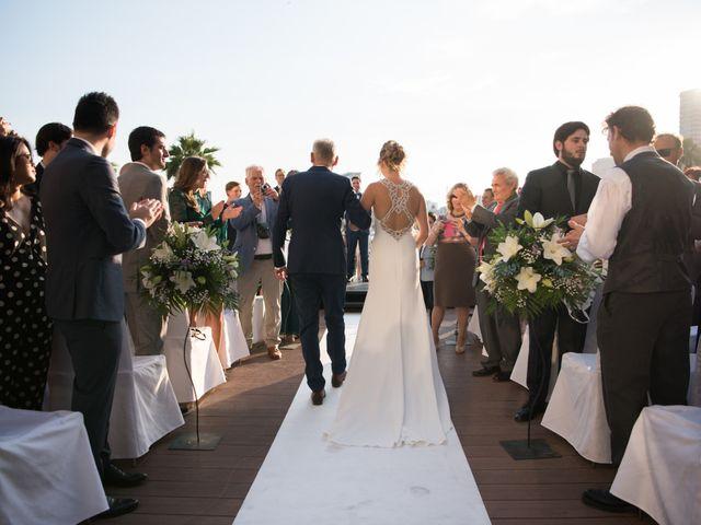 La boda de Sophie y Mario en Alacant/alicante, Alicante 3