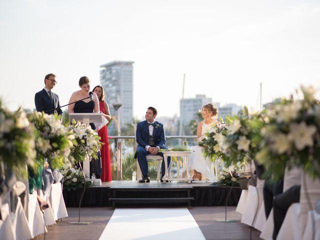 La boda de Sophie y Mario en Alacant/alicante, Alicante 4
