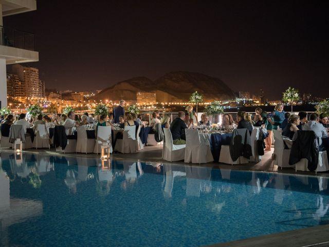 La boda de Sophie y Mario en Alacant/alicante, Alicante 5