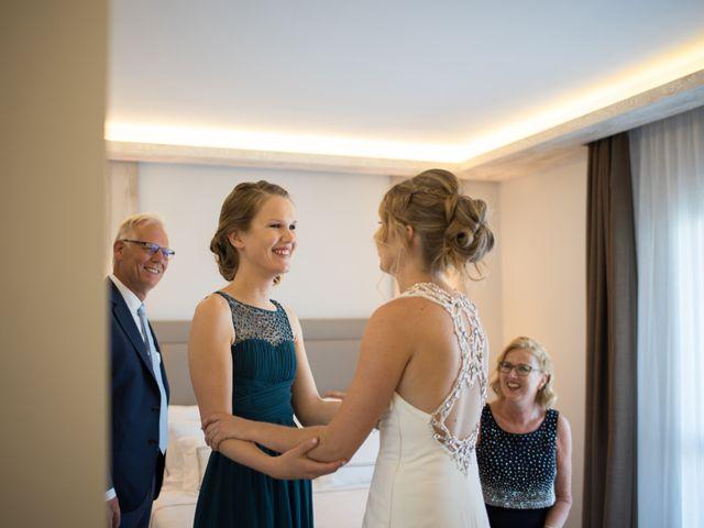 La boda de Sophie y Mario en Alacant/alicante, Alicante 1