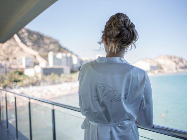 La boda de Sophie y Mario en Alacant/alicante, Alicante 12