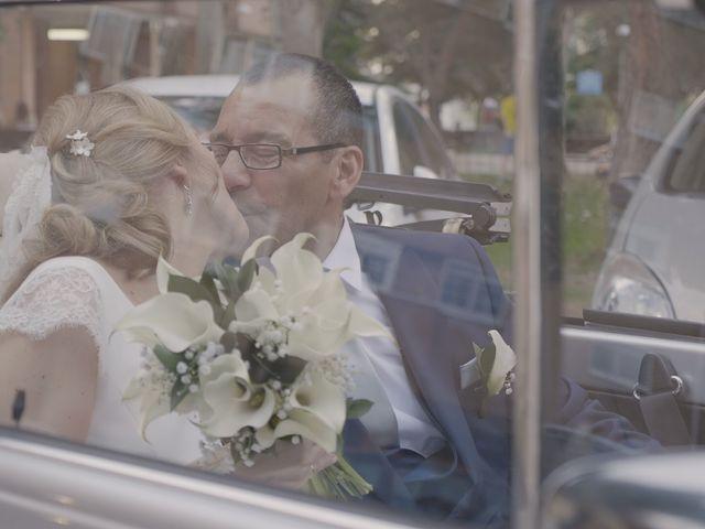 La boda de Jhojan y Mercedes en Madrid, Madrid 10