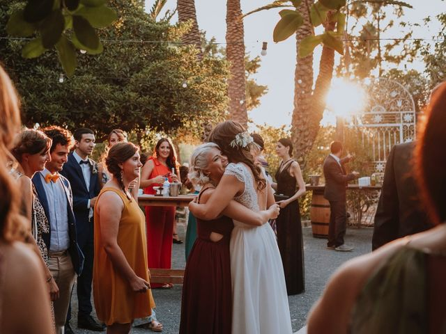 La boda de Roberto y Ara en Elx/elche, Alicante 54