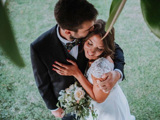 La boda de Ara y Roberto