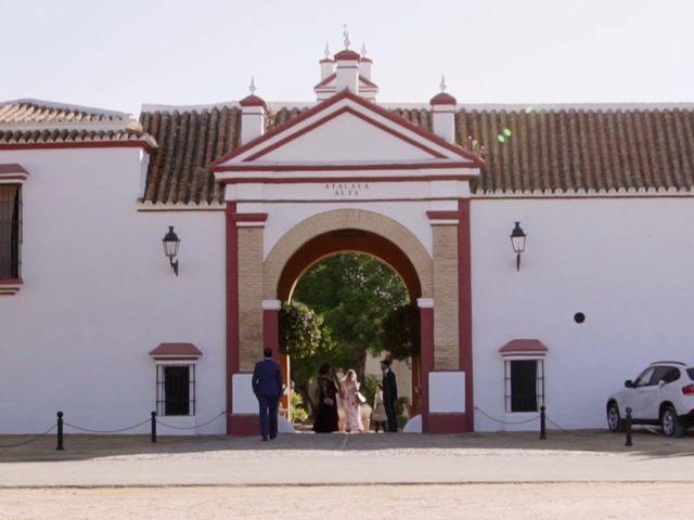 La boda de Abner y Cecilia en Sevilla, Sevilla 2
