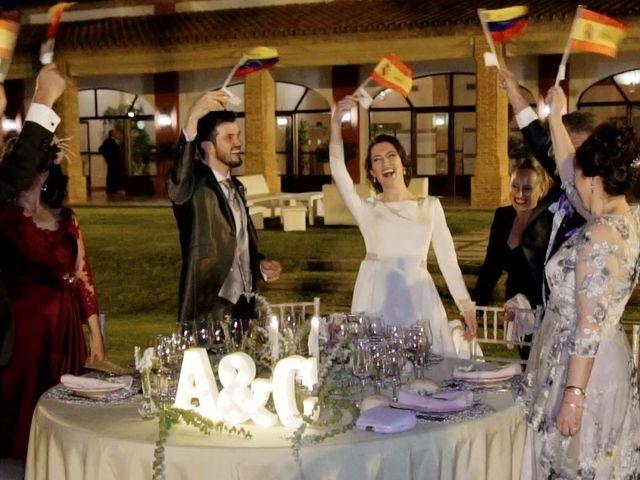 La boda de Abner y Cecilia en Sevilla, Sevilla 24