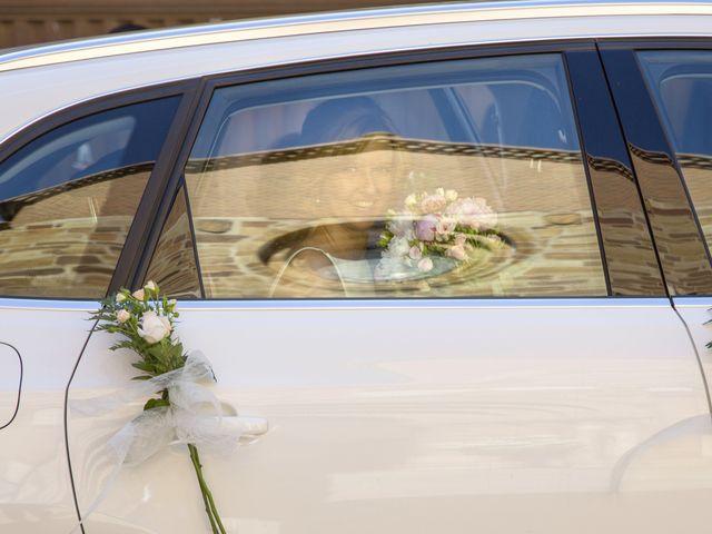 La boda de Marta y Sergio en Benavente, Zamora 1