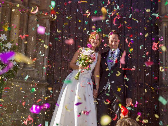La boda de Marta y Sergio en Benavente, Zamora 3