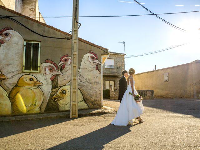 La boda de Marta y Sergio en Benavente, Zamora 6
