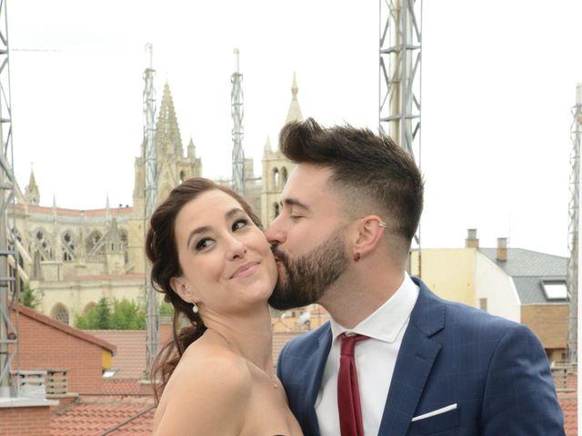 La boda de Juanjo y Marta en León, León 7