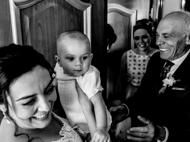 La boda de Sergio y Cristina en Ávila, Ávila 12