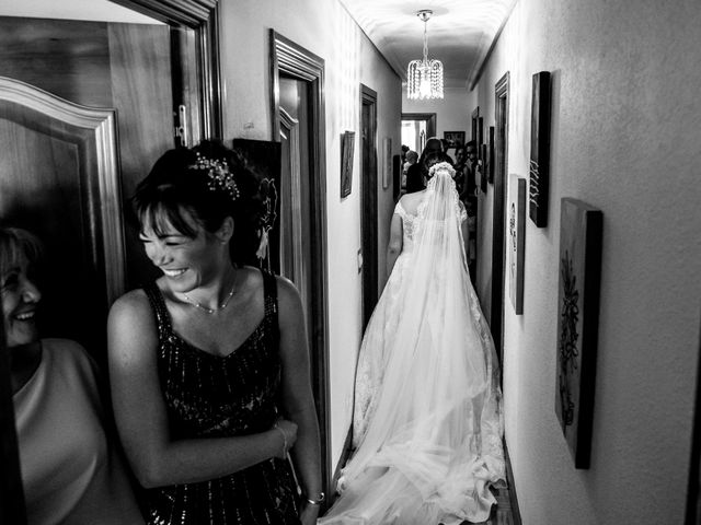 La boda de Sergio y Cristina en Ávila, Ávila 14