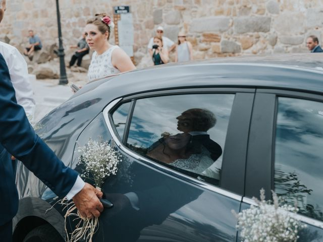 La boda de Sergio y Cristina en Ávila, Ávila 16