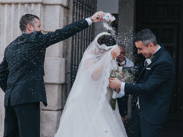 La boda de Sergio y Cristina en Ávila, Ávila 18