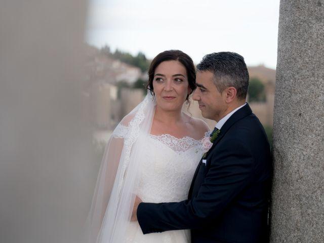 La boda de Sergio y Cristina en Ávila, Ávila 20