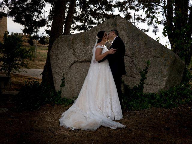 La boda de Sergio y Cristina en Ávila, Ávila 24