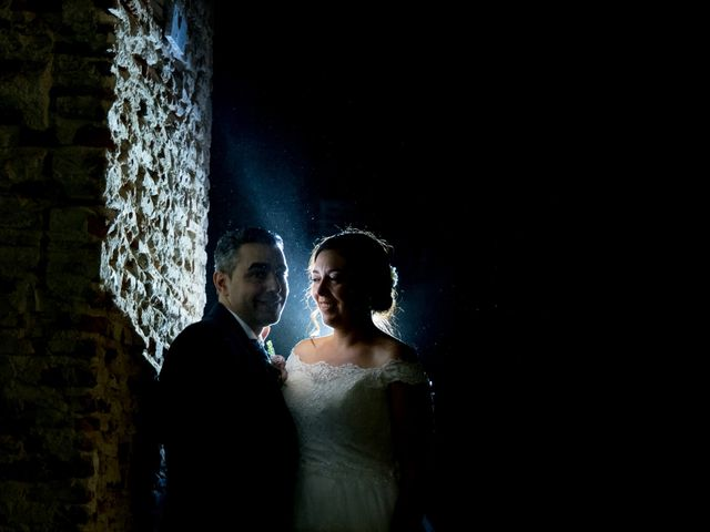 La boda de Sergio y Cristina en Ávila, Ávila 29