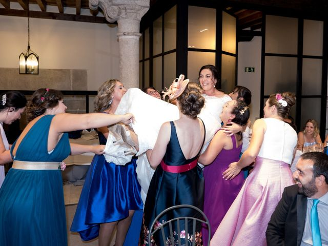 La boda de Sergio y Cristina en Ávila, Ávila 34