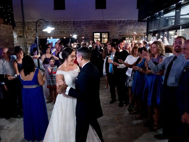 La boda de Sergio y Cristina en Ávila, Ávila 36