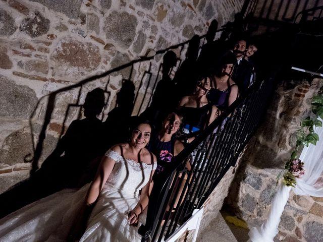 La boda de Sergio y Cristina en Ávila, Ávila 38