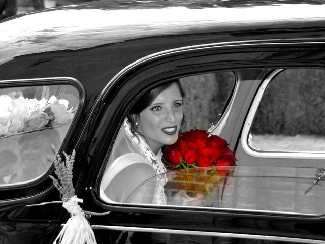 La boda de Feancisco y Gema en Palos De La Frontera, Huelva 1