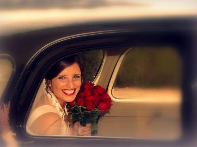 La boda de Feancisco y Gema en Palos De La Frontera, Huelva 2