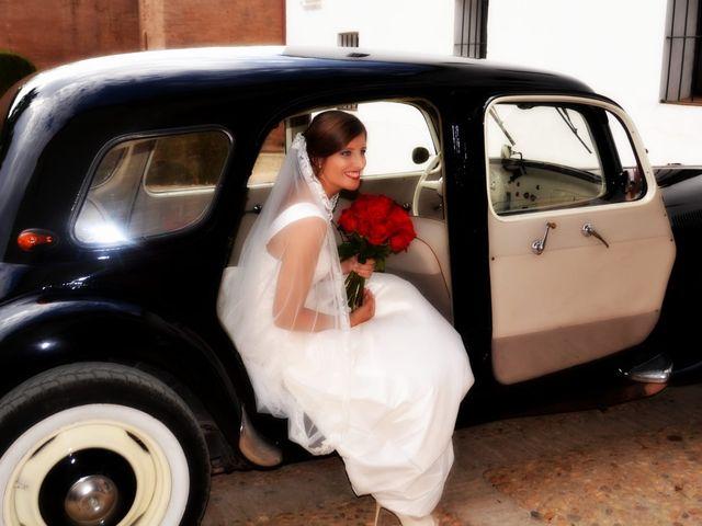 La boda de Feancisco y Gema en Palos De La Frontera, Huelva 7