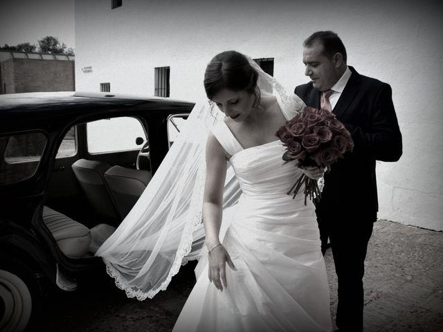 La boda de Feancisco y Gema en Palos De La Frontera, Huelva 8