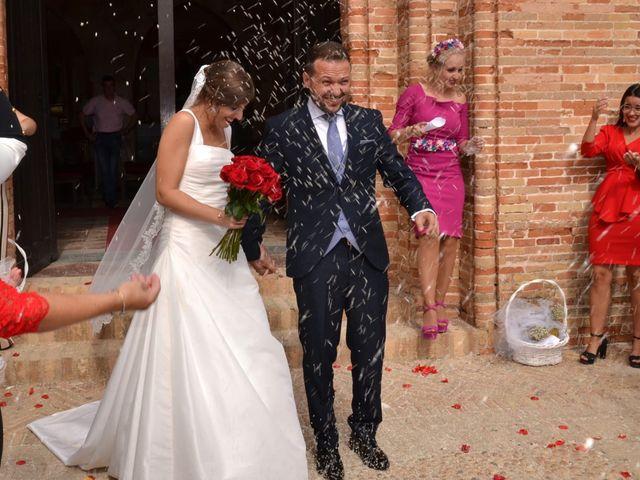 La boda de Feancisco y Gema en Palos De La Frontera, Huelva 21