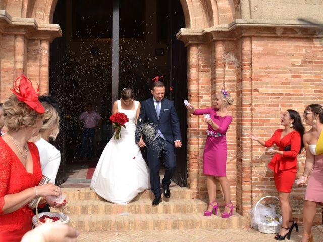 La boda de Feancisco y Gema en Palos De La Frontera, Huelva 22