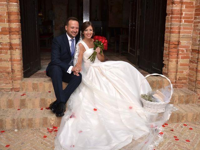 La boda de Feancisco y Gema en Palos De La Frontera, Huelva 23