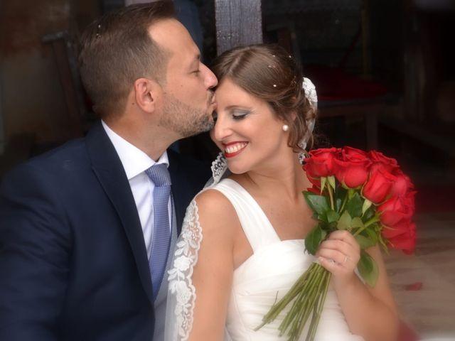 La boda de Feancisco y Gema en Palos De La Frontera, Huelva 24