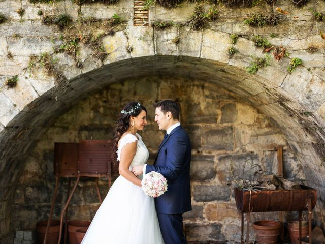 La boda de Emilio y Eztizen en Pamplona, Navarra 1