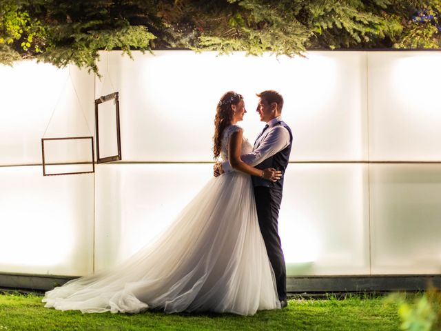La boda de Eztizen y Emilio