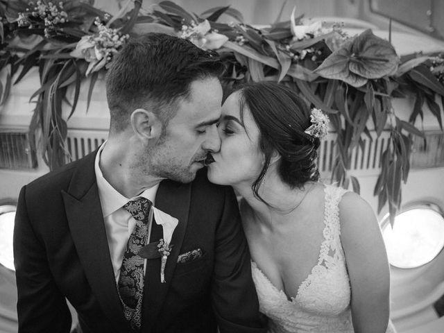 La boda de Antonio y Miriam en Urbanización Campoamor, Alicante 2