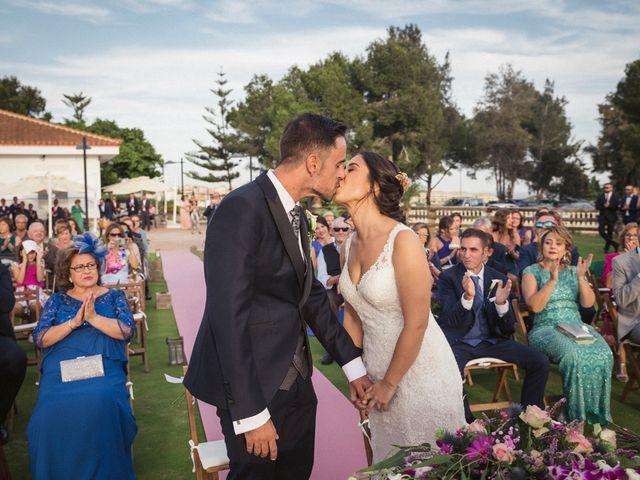 La boda de Antonio y Miriam en Urbanización Campoamor, Alicante 12