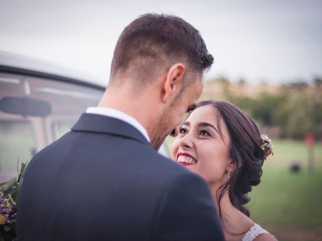 La boda de Antonio y Miriam en Urbanización Campoamor, Alicante 28