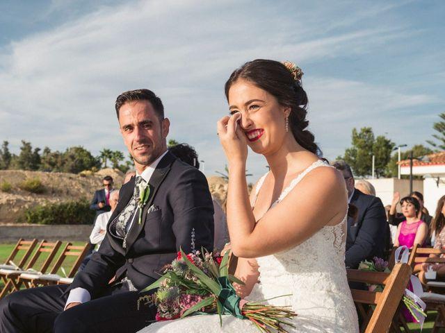 La boda de Antonio y Miriam en Urbanización Campoamor, Alicante 34
