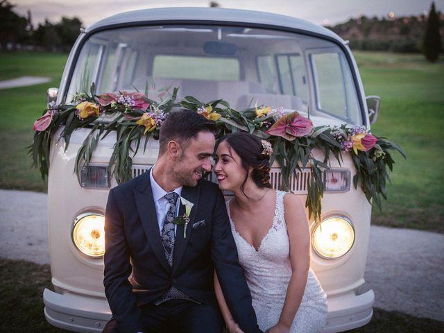 La boda de Antonio y Miriam en Urbanización Campoamor, Alicante 36