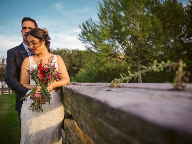 La boda de Antonio y Miriam en Urbanización Campoamor, Alicante 41