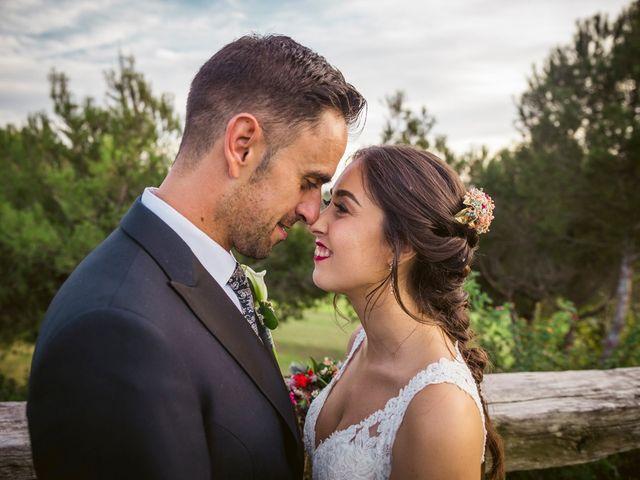 La boda de Antonio y Miriam en Urbanización Campoamor, Alicante 42