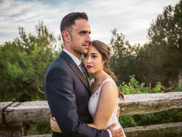 La boda de Antonio y Miriam en Urbanización Campoamor, Alicante 44