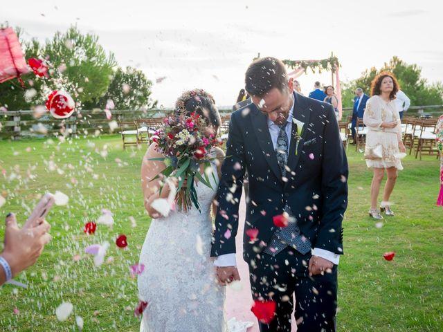 La boda de Antonio y Miriam en Urbanización Campoamor, Alicante 46