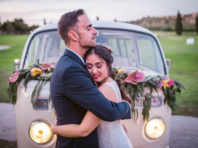 La boda de Antonio y Miriam en Urbanización Campoamor, Alicante 60