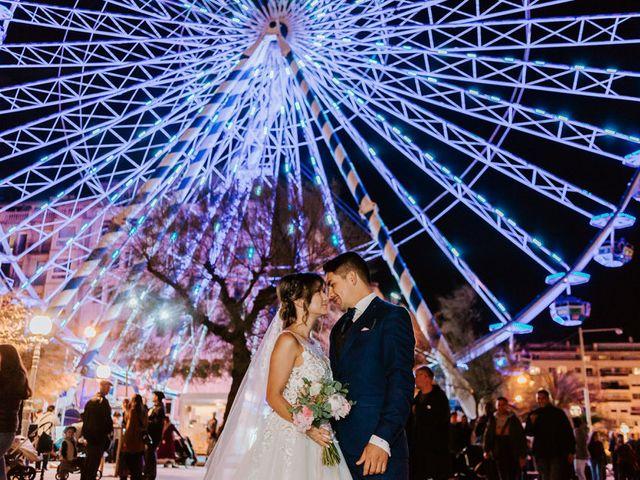 La boda de Carlos y Paula