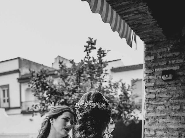 La boda de Juan y Marta en Salteras, Sevilla 8