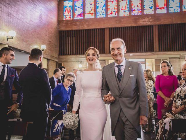 La boda de Juan y Marta en Salteras, Sevilla 61