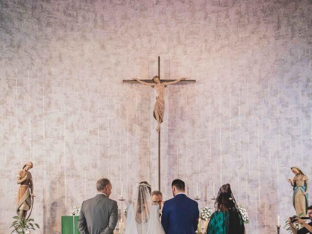 La boda de Juan y Marta en Salteras, Sevilla 68