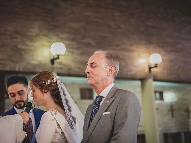 La boda de Juan y Marta en Salteras, Sevilla 69